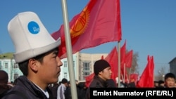 Оппозиция митинги. 2012-жыл