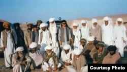 د قلعه سیف الله او شاخوا سیمې پښتانه مشران له نوب خان ایازخان جوګیزي سره یوځای دیوې سیمه ییزې لانجې دهواري ورو