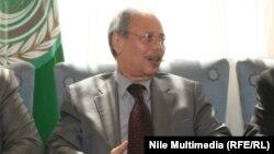 نائب أمين عام جامعة الدول العربية احمد بن حلي