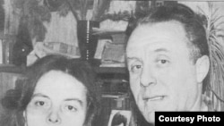 Вероника Туркина и Юрий Штейн