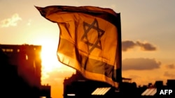 Flamuri i Izraelit.