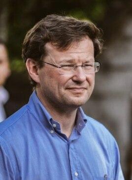 Failed mayoral candidate Sasha Borovik