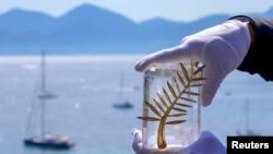 «Золота пальмова гілка» – головна нагорода Каннського кінофестивалю