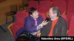 Valentin Guțu intervievat de Valentina Ursu