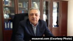 Cavanşir Feyziyev