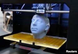 Һанноверда CeBit ярминкәсендә 3D принтер