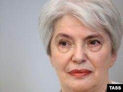 Солженицынның жесірі - Наталья. Мәскеу, 16 маусым 2009 жыл.