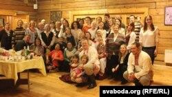 Нацыянальна-культурны цэнтар «Крывічы» ў Іркуцку