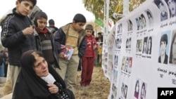 عکس هایی از قربانیان حمله شیمیایی ارتش عراق به حلبچه