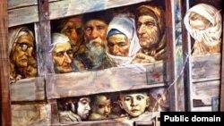 Кырымтатарларны илләреннән сөрү