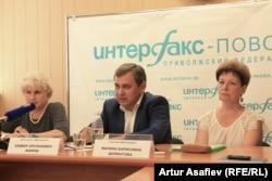 Руководство Центризбиркома Башкирии