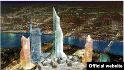 47-этажная башня «Исеть» — многофункциональный жилой комплекс класса «люкс»