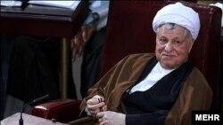 Колишній президент Ірану Акбар Хашемі Рафсанджані