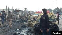 Teroristički napad u Bagdadu