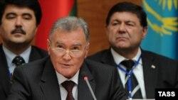 Премьер-министр Таджикистана Акил Акилов