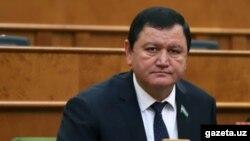 Глава Ферганской области Узбекистана Шухрат Ганиев.