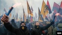 Розслідувачі Bellingcat стверджують, що члени українських ультрапаравих організацій проходили вишкіл у European Security Academy