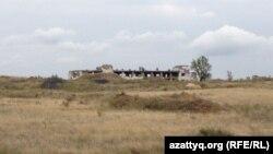 Калачи кыштагындагы мурдагы уран кени