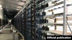 Оборудование для добычи биткоина в Бишкеке.
