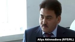 Прокурор Алматинской области Габит Миразов. Талдыкорган, июль 2012 года.