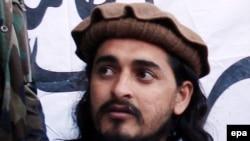 Хакимулла Мехсуд - лидер пакистанских талибов (фото 2008 года)