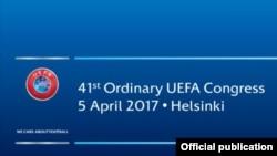 UEFA-nın 41-ci konqresi.