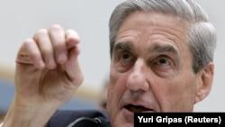 Спецпрокурор США Роберт Мюллер, ведущий расследование вероятного вмешательства России в президентские выборы в США в 2016 году.