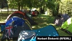 Kamp u Novom Sadu