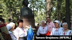 Ziua Limbii Române, Chişinau, 31 August 2017