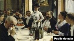 Гунар Бэрндтсан, «Песьня маладой» (1881)