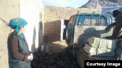 Семье этнических казахов в Монголии доставили уголь, купленный на деньги живущих во Франции казахов.