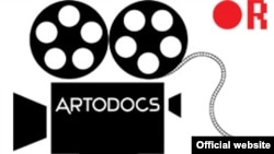 "Логотип фестиваля ""ArtoDocs"""