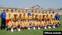 Футбольная команда Косово, Приштина