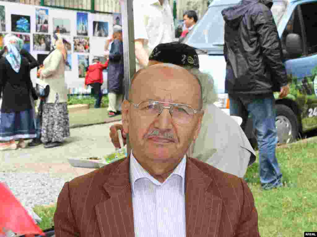 Истанбулда татар Сабан туе