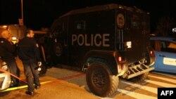 نیروهای ویژه پلیس فرانسه خیابان های منتهی به این حمله را مسدود کردند.