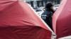 """""""წითელი ქოლგების მარში"""" - სექსმუშაკების უფლებების დაცვის დღე თბილისში. 2014 წელი"""