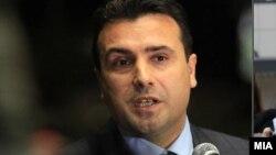 Lider Socijaldemokratske partije Makedonije, Zoran Zaev