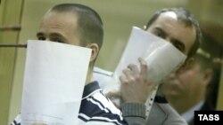 Оглашение приговора по делу участников БОРНа