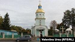 Biserică la Leova