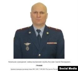Сяргей Косіеў