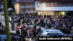 Svetosavska akademija organizovana je na otvorenom prostoru i završena je bez problema