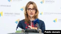 Анна Жарова, одна із засновниць громадської організації «Ізраїльські друзі України»