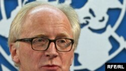 Kai Eide is the head of the UN mission in Afghanistan