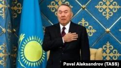 Қазақстанның экс-президенті Нұрсұлтан Назарбаев.