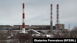 Теплоэлектроцентраль (ТЭЦ). Иллюстративное фото.