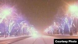 Вечерний Ташкент.