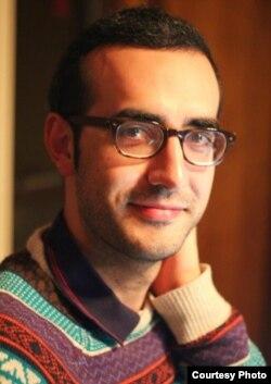 علی عبدی از اعضای گروه هوار