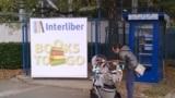 Prizor ispred Zagrebačkog velesajma u kojemu se održava Interliber