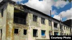 Cămin la Zugdidi pentru persoane dislocate în urma războiului