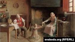 Джавані Сандручы (1828-1897), «Ласунак»